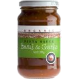 Photo of Spiral - Sauces - Pasta Sauce - Basil & Garlic - 375g