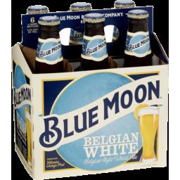 Photo of Blue Moon Belgian White 330ml 6 Pack