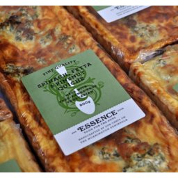 Photo of Essence Food for the Soul: Quiche Spinach, Feta & Pinenut 720g