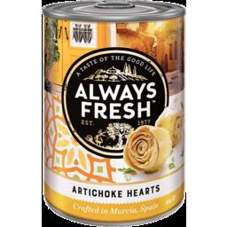 Photo of Always Fresh Artichoke Hearts 400gm