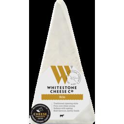 Photo of Whitestone Brie Wedge 125g