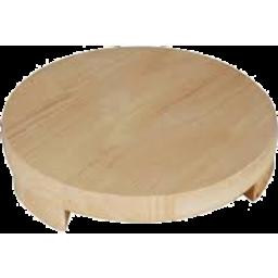 Photo of Mango Wooden Chakla 25cm