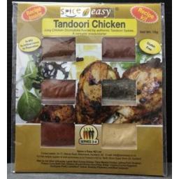 Photo of Spice N Easy Tandoori Chic Kit