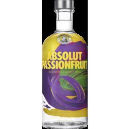 Photo of Absolut Passionfruit Vodka