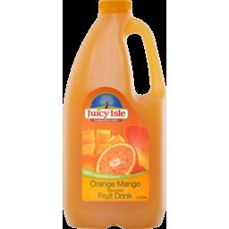 Photo of Juicy Isle Fruit Drink Orange Mango 2L