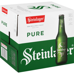 Photo of Steinlager Pure 330ml Bottles 12 Pack