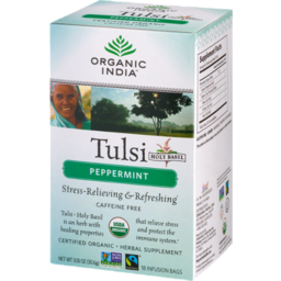 Photo of Tulsi - Peppermint [25]