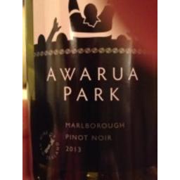 Photo of Awarua Pinot Noir 750ml