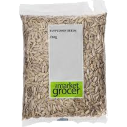 Photo of The Market Grocer Sunflower Seed 250gm