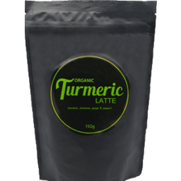 Photo of Organic Turmeric Latte Powder 150gm