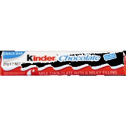 Photo of Kinder Chocolate 21g