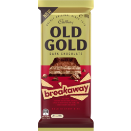 Photo of Cad Old Gold Breakway Tab 180gm