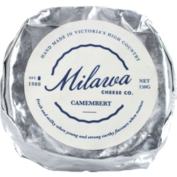 Photo of Milawa Cheese Co Camembert 150g
