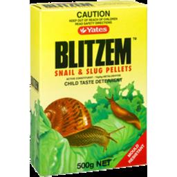 Photo of Blitzem Snail And Slug Pellets 500gm