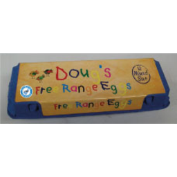 Photo of Dougs Free Range Eggs Mixed Grade 12 Pack