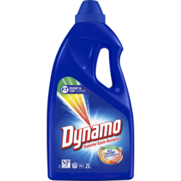 Photo of Dynamo All-Round Stain Removal, Liquid Laundry Detergent, 2l