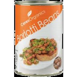 Photo of Organic Borlotti Beans 400g