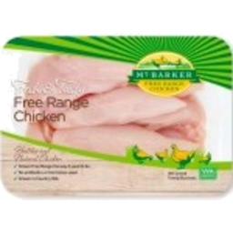 Photo of Mount Barker Chicken Tenderloin Free Range (approx 550g)