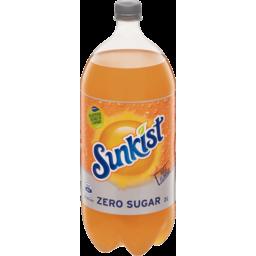 Photo of Sunkist Zero Sugar 2l