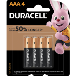 Photo of Duracell Coppertop Aaa 4pk