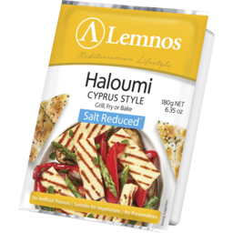 Photo of Lemnos Haloumi Salt Reduced 180g