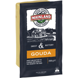 Photo of Mainland Gouda Cheese 250 G