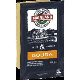 Photo of Mainland Cheese Gouda (250g)