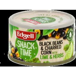 Photo of Edgell Black Beans, Corn, Lime & Herbs 70g