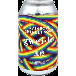 Photo of Gweilo Rainbow Sherbet Can