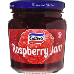 Photo of Cottees Raspberry Conserve 250gm