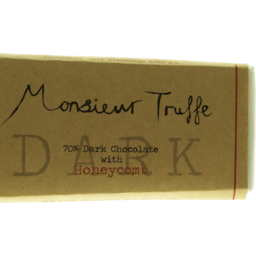 Photo of Monsieur Truffe 70% Dark Chocolate w Honeycomb