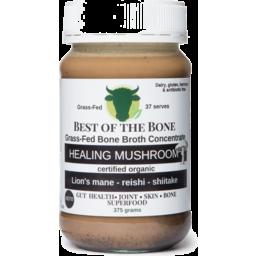 Photo of Best Of The Bone Beef Bone Concentrate - Healing Mushroom