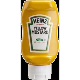 Photo of Heinz Yellow Mustard