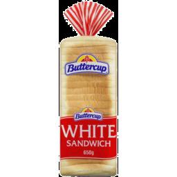 Photo of Buttercup White Sandwich Slice 650gm
