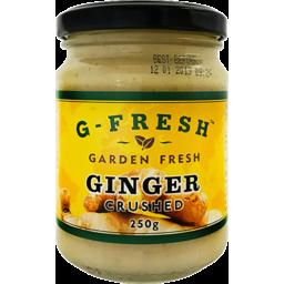 Photo of Gfresh Crushed Ginger 250g