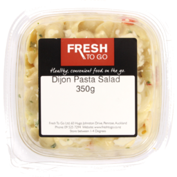 Photo of Fresh To Go Salad Dijon Pasta 350g