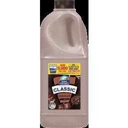 Photo of Df Classic Chocolate Milk 2lt