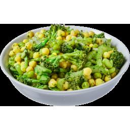 Photo of Bush Road Broccoli Chickpea