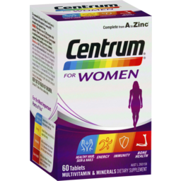 Photo of Centrum For Women Tablets 60 Pack