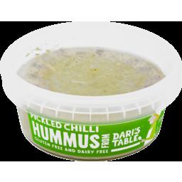 Photo of Dari Hummus Pickled Chilli