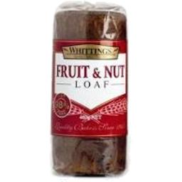 Photo of Whitt Fruit/Nut Loaf 460g