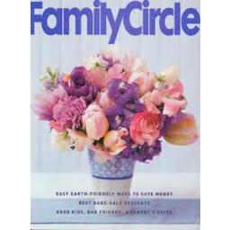Photo of Family Circle Magazine