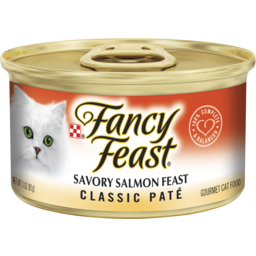 Photo of Fancy Feast Savory Salmon Feats Classic Pate 85g