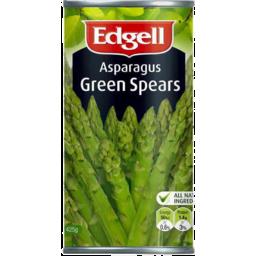 Photo of Edgell Asparagus Green Spears 425gm