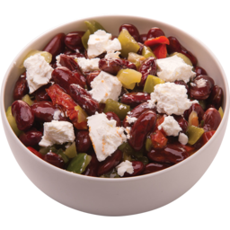 Photo of Bean & Feta Salad