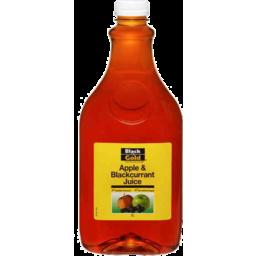 Photo of Black & Gold Apple & Blackcurrant Juice 2l