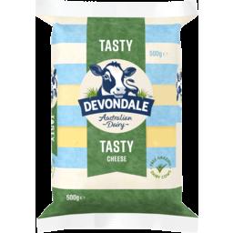 Photo of Devondale Tasty Cheese Block 500g