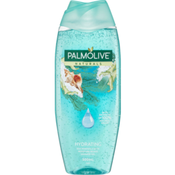 Photo of Palmolive Naturals Hydrating Sea Minerals With Moisture Beads Shower Gel 500ml 500ml