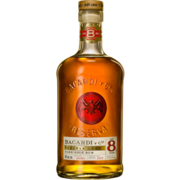 Photo of Bacardi Ocho 8yo Rum