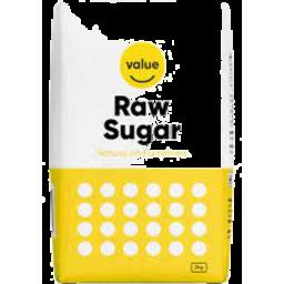 Photo of Value Raw Sugar 2kg